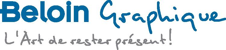 Beloin graphique Logo