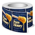 honey stickers